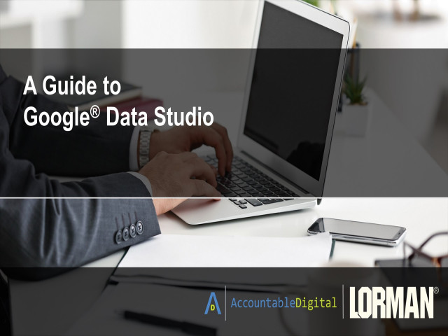 A Guide to Google Data Studio