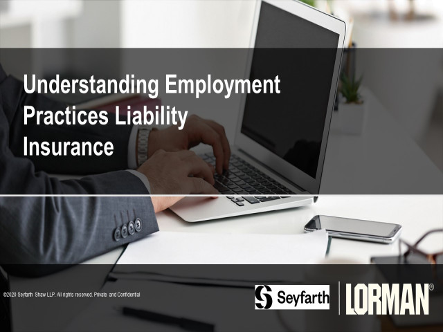 Understanding Employment Practices Liability Insurance