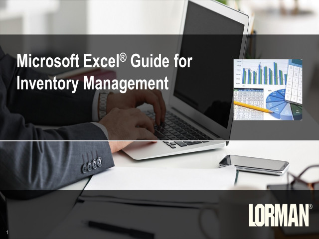 Microsoft Excel® Guide for Inventory Control