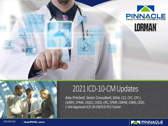 ICD-10 Coding Updates for 2021