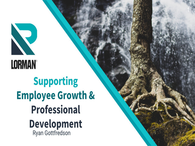 Supporting Employee Growth and Professional Development