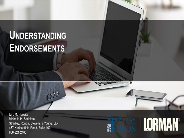 Understanding the Legal Issues of Endorsements