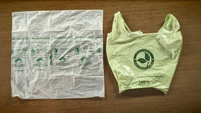 Sacs compostables : vrai ou faux