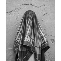 Keisha Scarville, Veil #1 (from Mama's Clothes), 2015