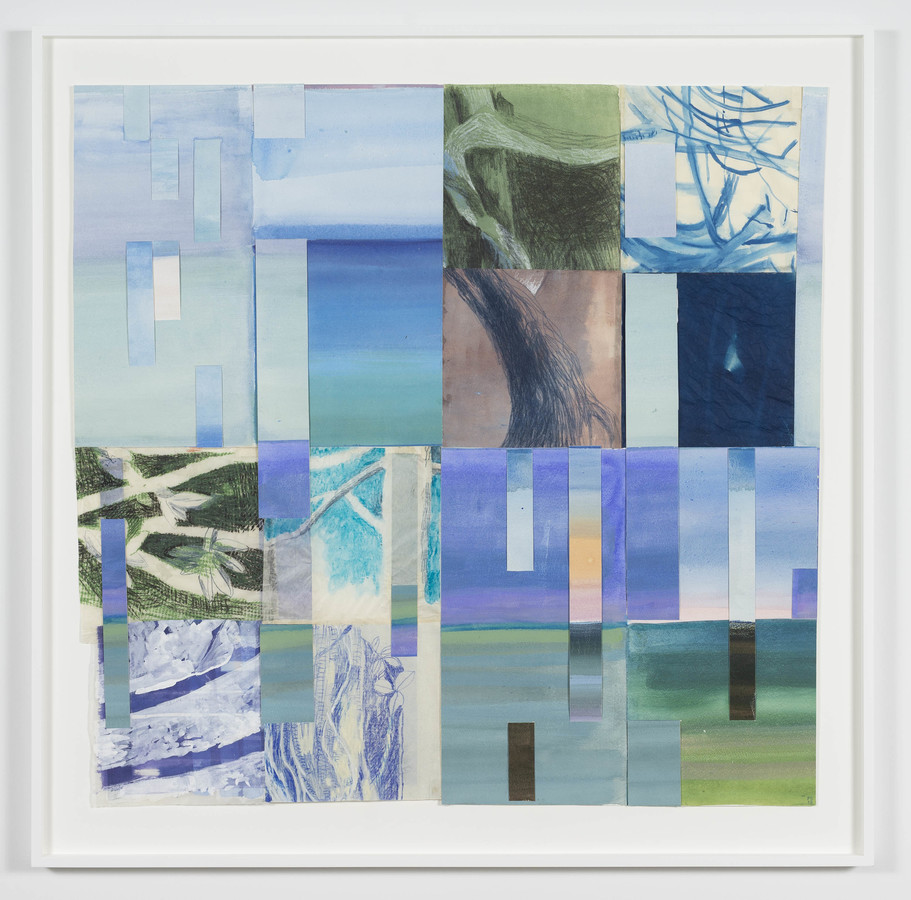Fran  Siegel, 18 Days: Meeting Sky/Sea/Earth 03, 2018