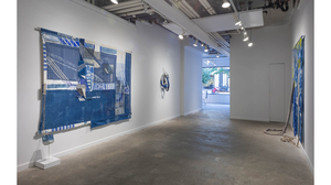 Fran Siegel: Superimposition (installation view)