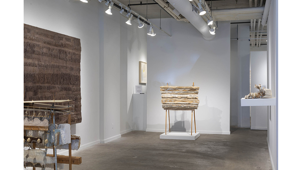 Drew Shiflett: Sculptural Works 1984–2006 (installation view). Image #1159