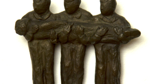 """Three Man Carry"" Detail"