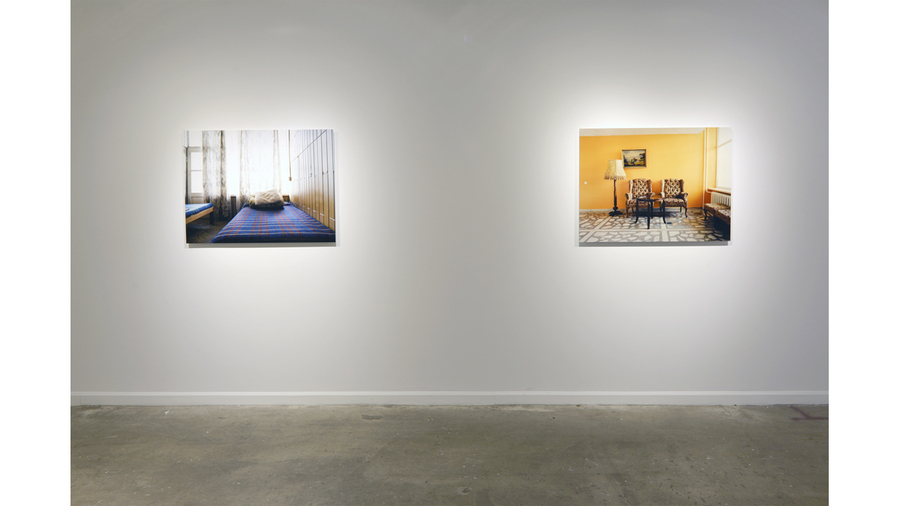 Artists in Dialogue (installation view, Lesley Heller Workspace, New York)