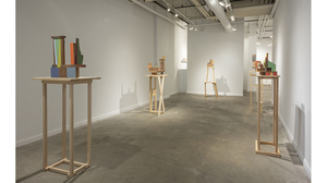 Jim Osman: The Walnut Series (installation view). Image #1380
