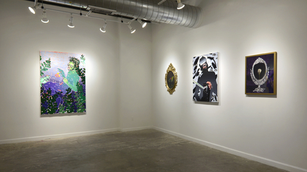 Myth and Body (installation view, Lesley Heller Workspace, New York). Image #150