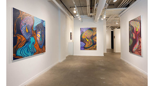 Jeff Way: Topsy-Turvy (installation view) . Image #1509