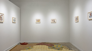 Amanda C. Mathis: Collage Dwellings (installation view). Image #1512