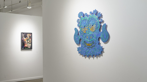 Daniel Wiener: Wide-Eyed and Open Mouthed (installation view). Image #1579