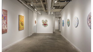 Daniel Wiener: Wide-Eyed and Open Mouthed (installation view). Image #1599
