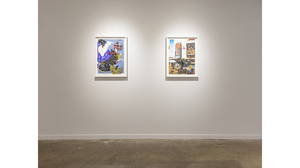 Nicole Awai: Envisioning the Liquid Land (installation view). Image #1639
