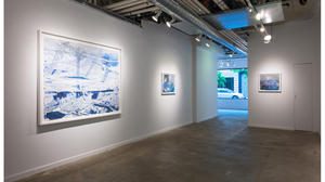 "Fran Siegel: ""Infrastructure"" (installation view, Lesley Heller Workspace, New York)"