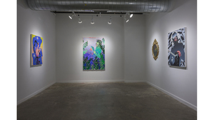 Myth and Body (installation view, Lesley Heller Workspace, New York). Image #265