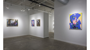 Myth and Body (installation view, Lesley Heller Workspace, New York). Image #268