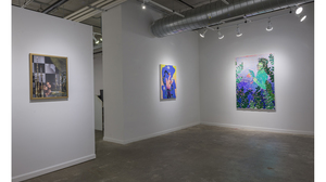 Myth and Body (installation view, Lesley Heller Workspace, New York). Image #270