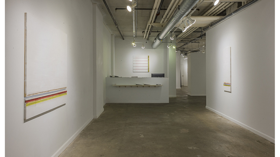 Melissa Kretschmer: Excavations (installation view)