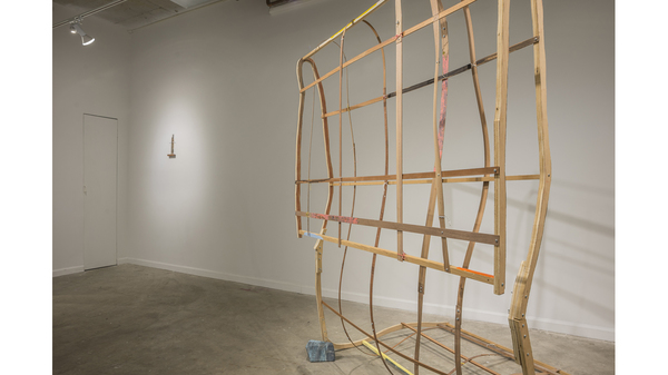 Monika Zarzeczna: Recent Sculptures (installation view). Image #503