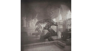 "Lothar Osterburg, ""Zeppelins Docking at Grand Central"", 2013, photogravure wi.... Image #537"