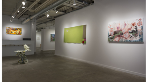 Gardens on Orchard (installation view, Lesley Heller Workspace, New York, 2017). Image #668