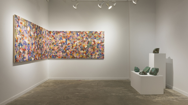 "John Torreano: ""Dark Matters Without Time"" (installation view). Image #875"