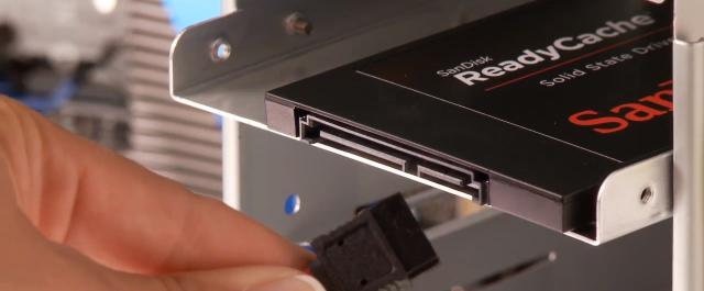 Sandisk Ready Cache SSD
