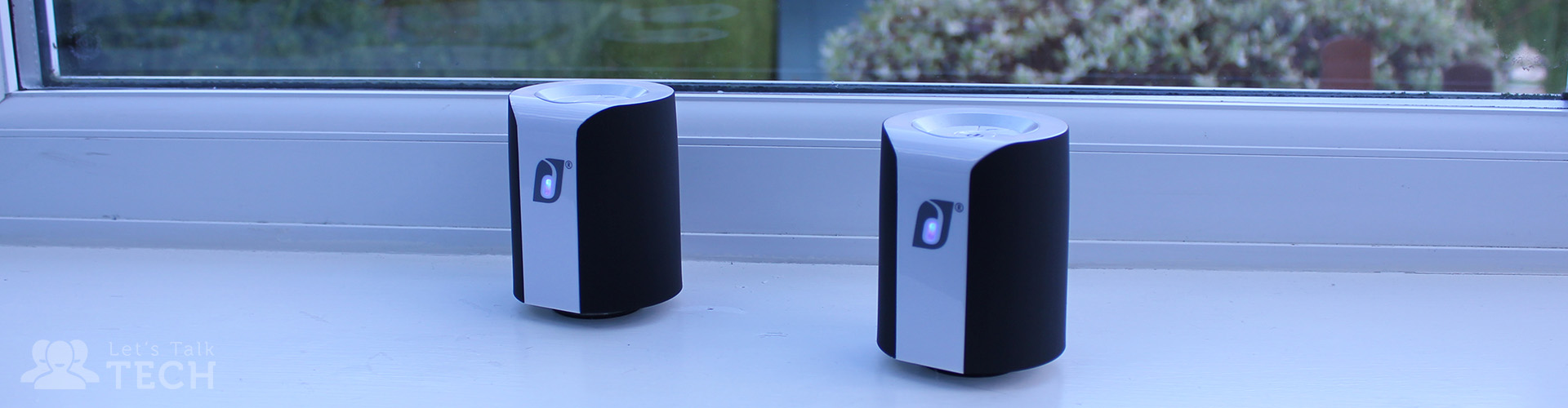 Damson Jet: Bluetooth Speakers With Booming Sound