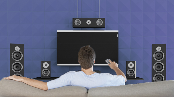 Setting Up a Media Room at Home