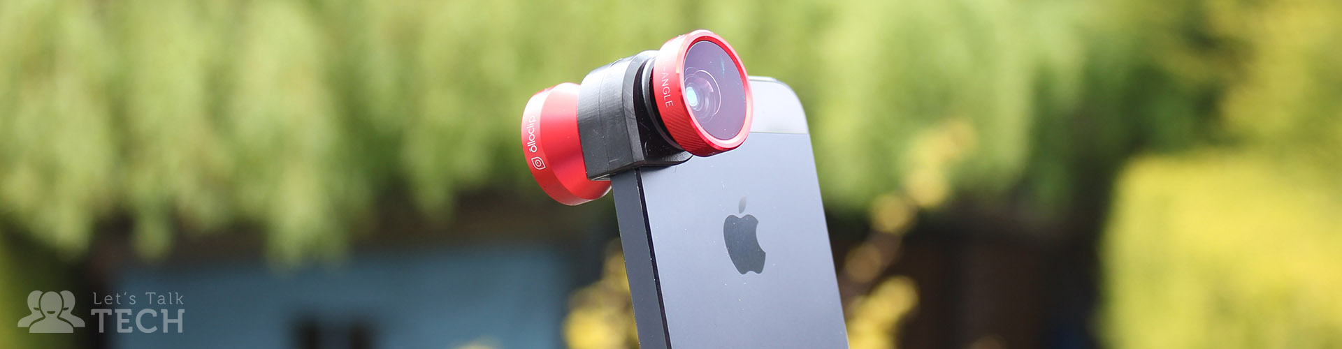 Olloclip 4-in-1 Lens for iPhone 5: 4x Ways To Have Fun With Your iPhone's Camera