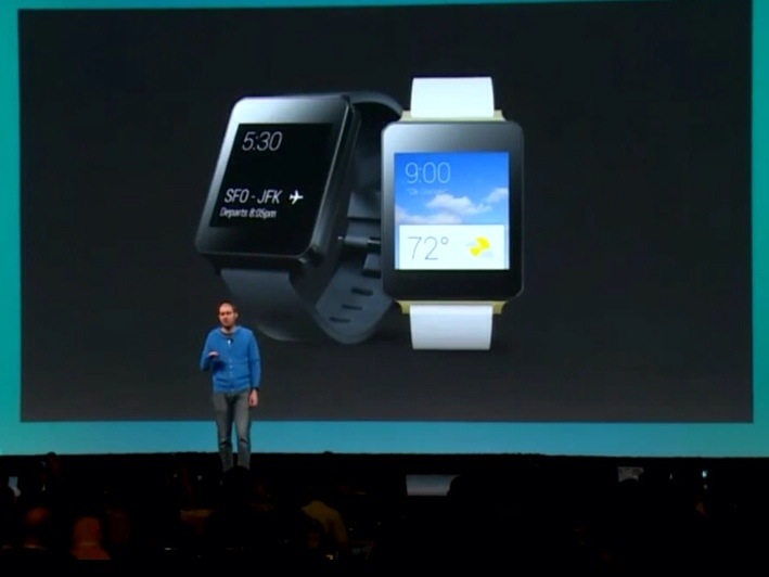 Samsung Gear Live & LG G Smartwatches Available To Pre-Order Today