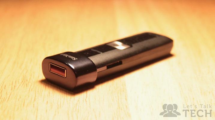 SanDisk Connect Wireless Flash Drive: Straightforward Portable Storage
