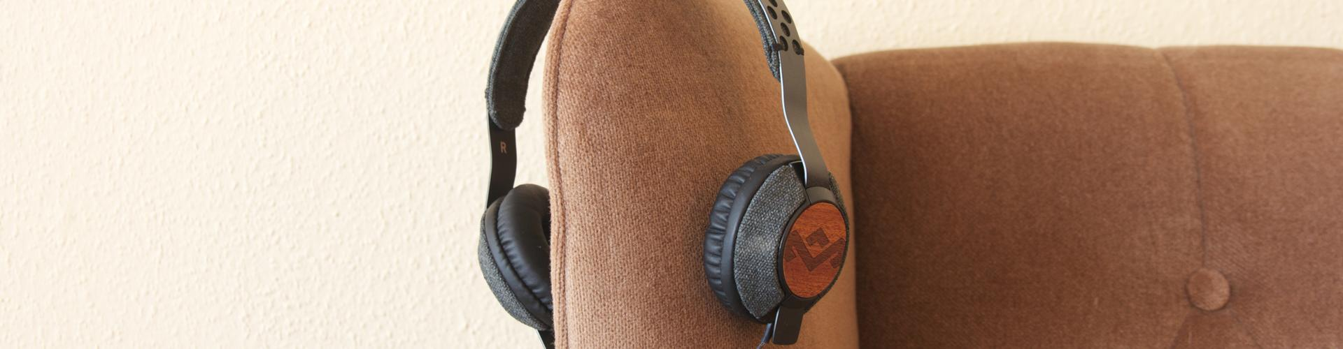 House of Marley Liberate Headphones: Stylish Bass-Heavy Sound