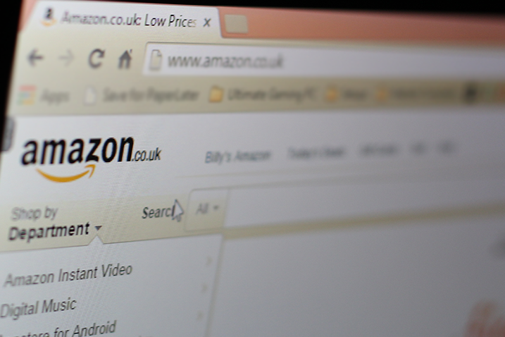 Amazon Announces Same-day Pick up for UK Customers