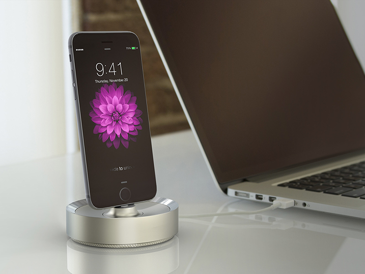 BEVL Launches Dock For iPhone 6 and 6 Plus