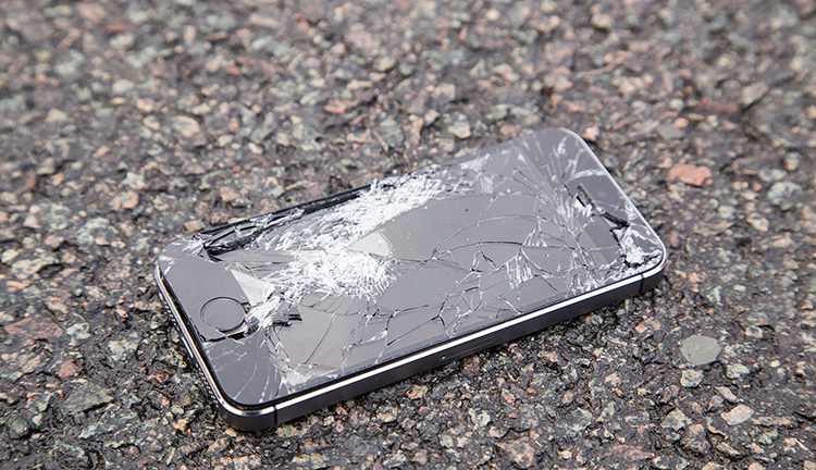 Can apple recover data from water damaged phone