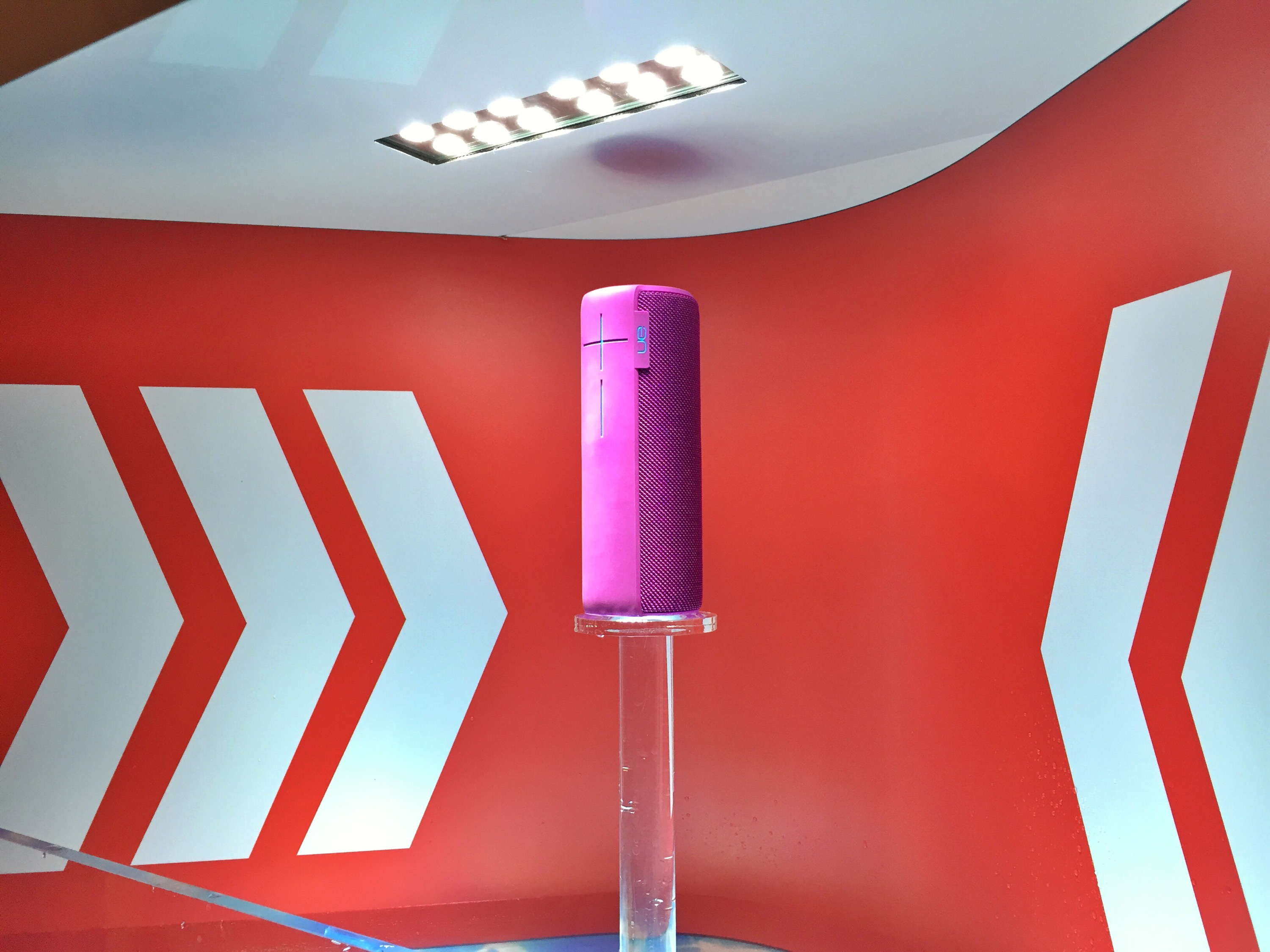 UE's Megaboom speaker can handle anything — even a trip down a ski slope