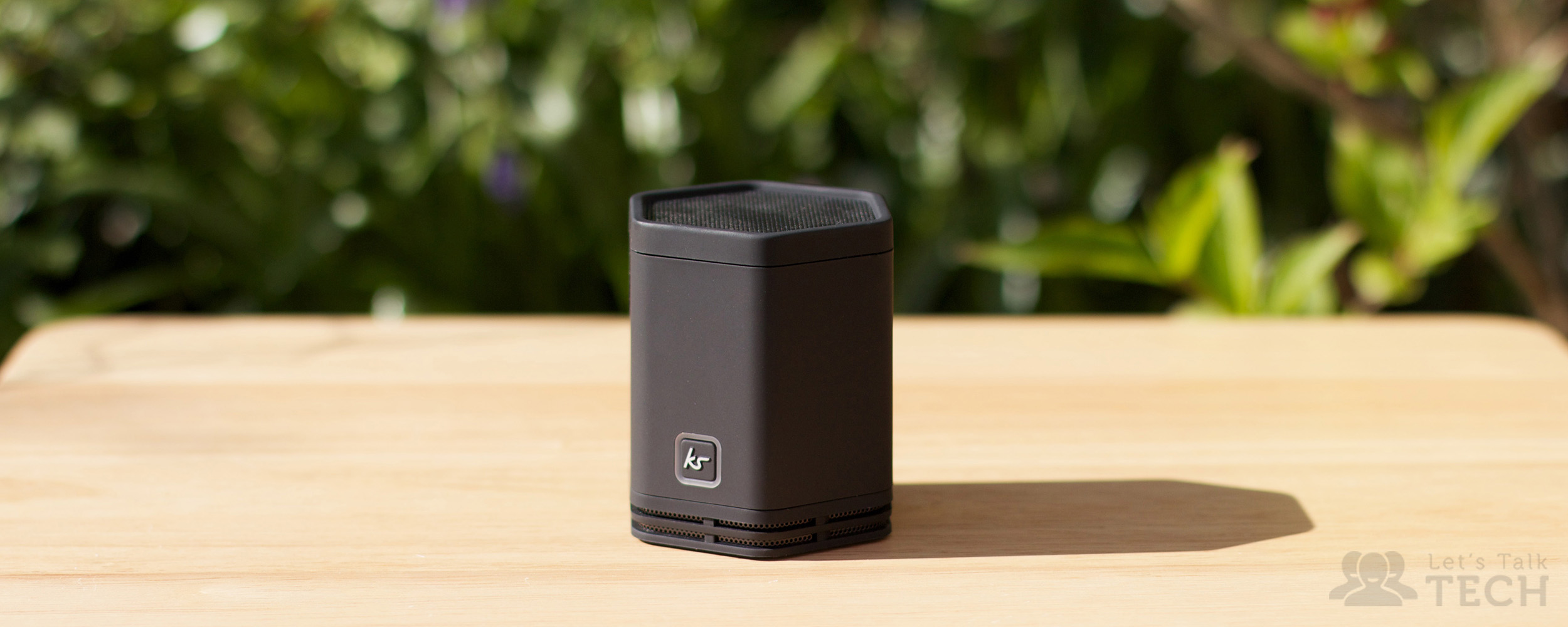 KitSound Pocket Hive Speaker Review: Pocket Rocket Sound