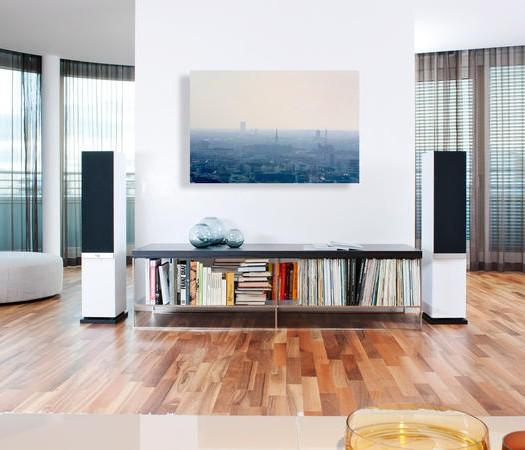 Raumfeld Stereo L speakers