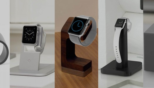 5 Cool Apple Watch Charging Docks I'm Looking Forward To