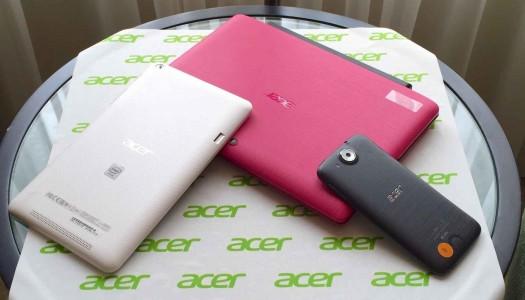 #AcerLiveBlog: Acer Iconia One 8 Tablet Unboxing