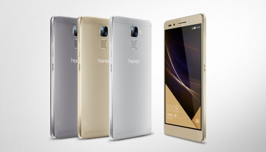 Huawei Unveils 5.2-inch Honor 7 At Just $320