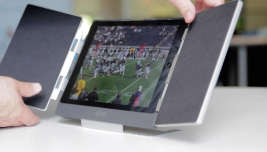 OIO Launches Theater-Experience iPad Speaker Case