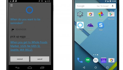 Cortana Beta Coming To Android In July 2015