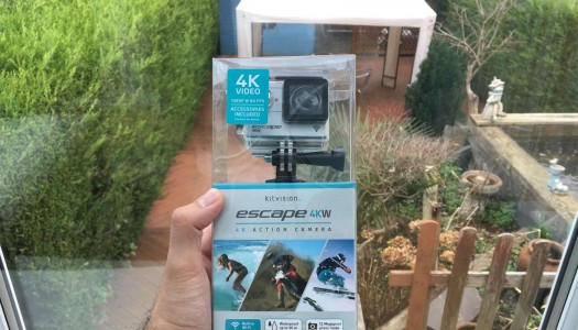 KitVision Escape 4KW action cam: 1080p 60fps video test