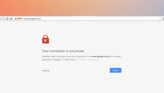"""How To Fix """"Your Connection Is Not Private"""" Error On Windows 10"""