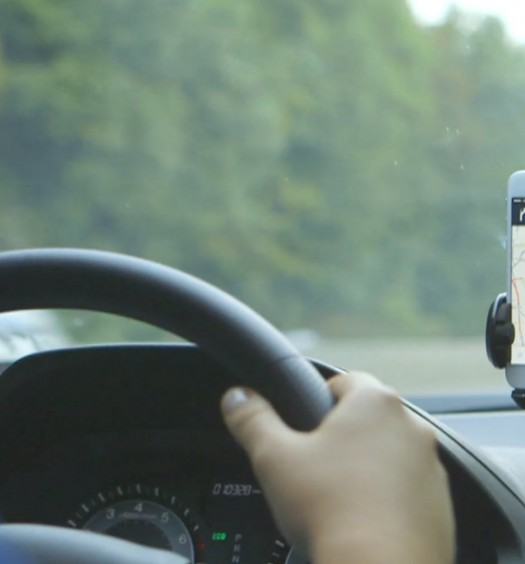 Waze-GPS-navigation-app